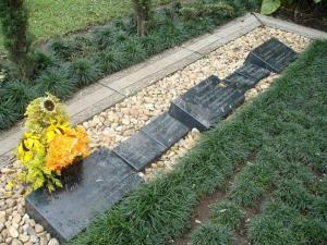 Ο τάφος του Εσκομπάρ