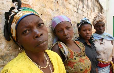Λεσβίες στην Αφρική